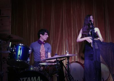 Sisters of the Drum concert (with Ariana Saraha). Shine, Boulder, CO. Aug 2016