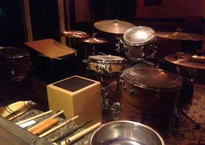 Rogers Kit, used at The Alchemy, Hollywood Hills, 2016